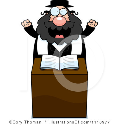 Rabbi 20clipart.