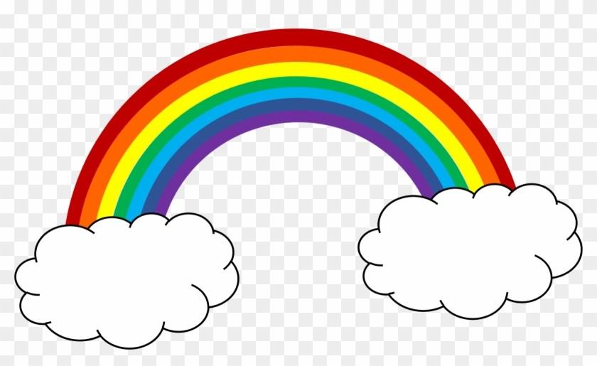 Free rainbow clipart 5 » Clipart Portal.