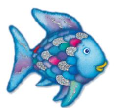 Rainbow Fish Png 2 » PNG Image #252146.