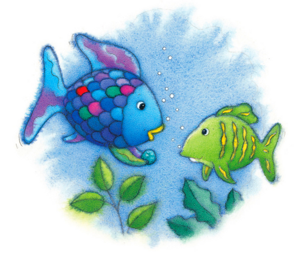 Rainbow Fish Png & Free Rainbow Fish.png Transparent Images.