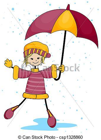 Rainy day Illustrations and Clipart. 2,538 Rainy day royalty free.