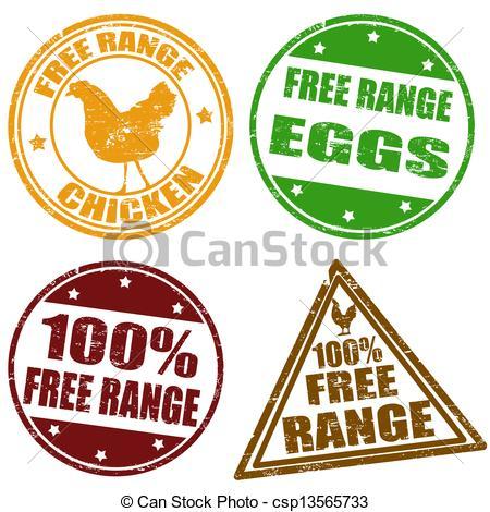 Free Range Clip Art.