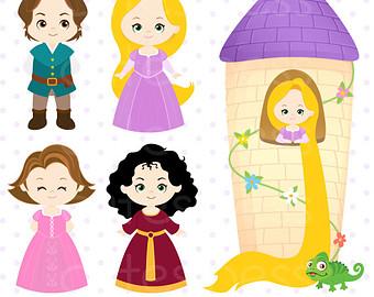 Free Princess Rapunzel Cliparts, Download Free Clip Art, Free Clip.