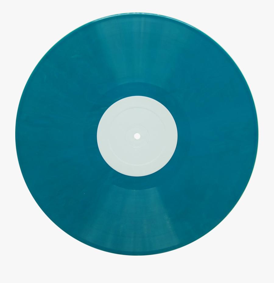 Transparent Vinyl Record Clipart.