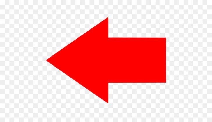 red arrow clip art.