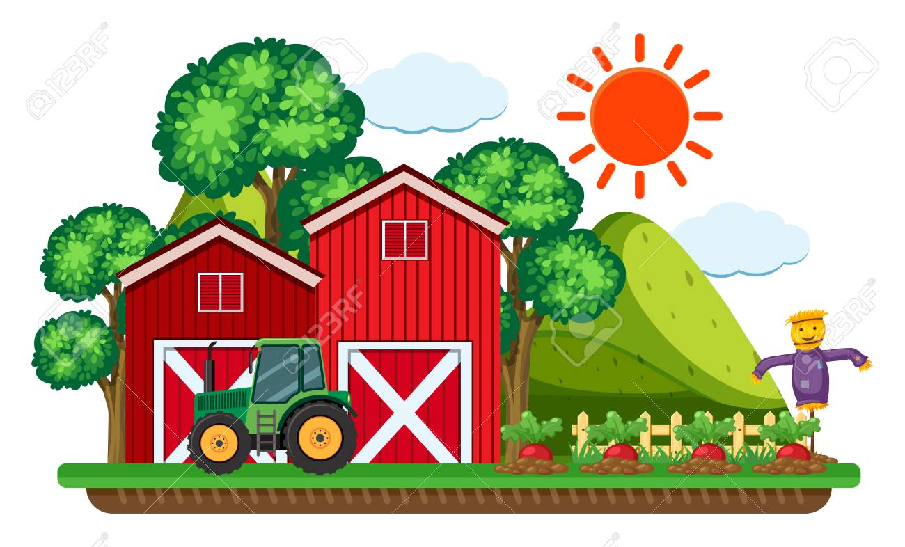 Red Barn Clipart Free Download Clip Art.
