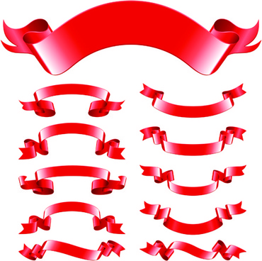 Red ribbon border free vector download (14,425 Free vector) for.