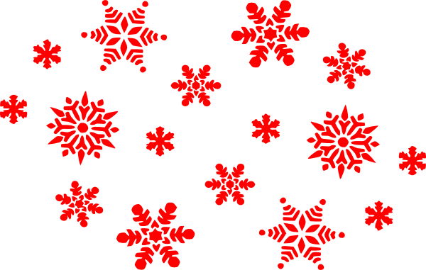 Free Red Snowflake Cliparts, Download Free Clip Art, Free.