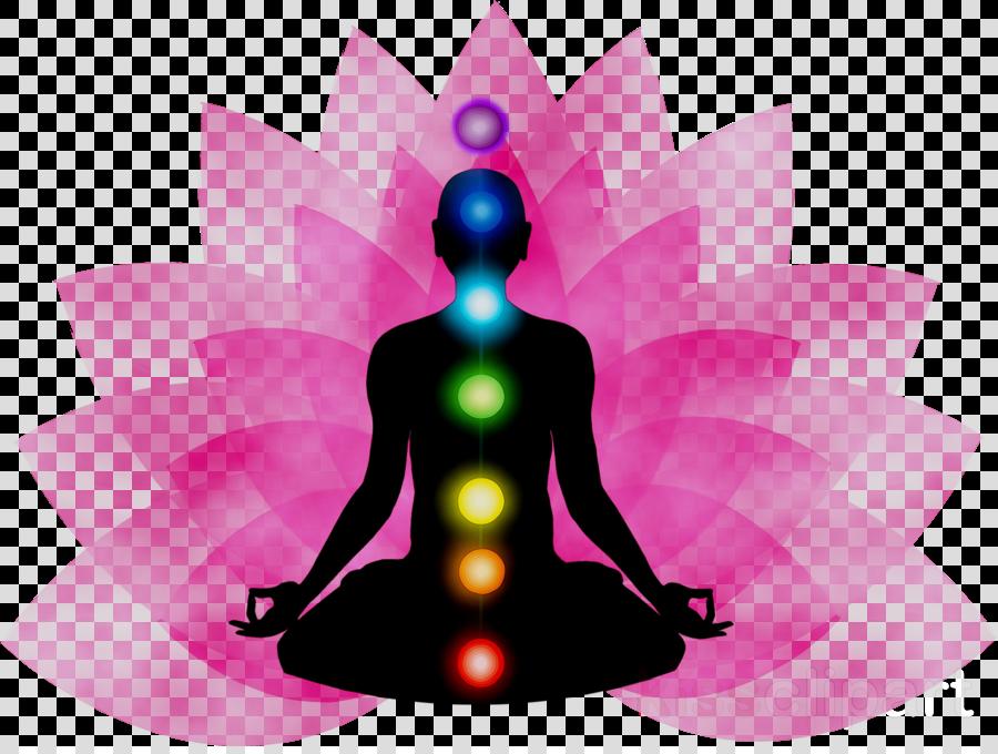 Yoga Cartoon clipart.