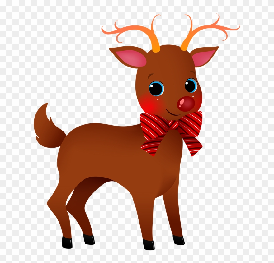 Reindeer Free To Use Clipart.