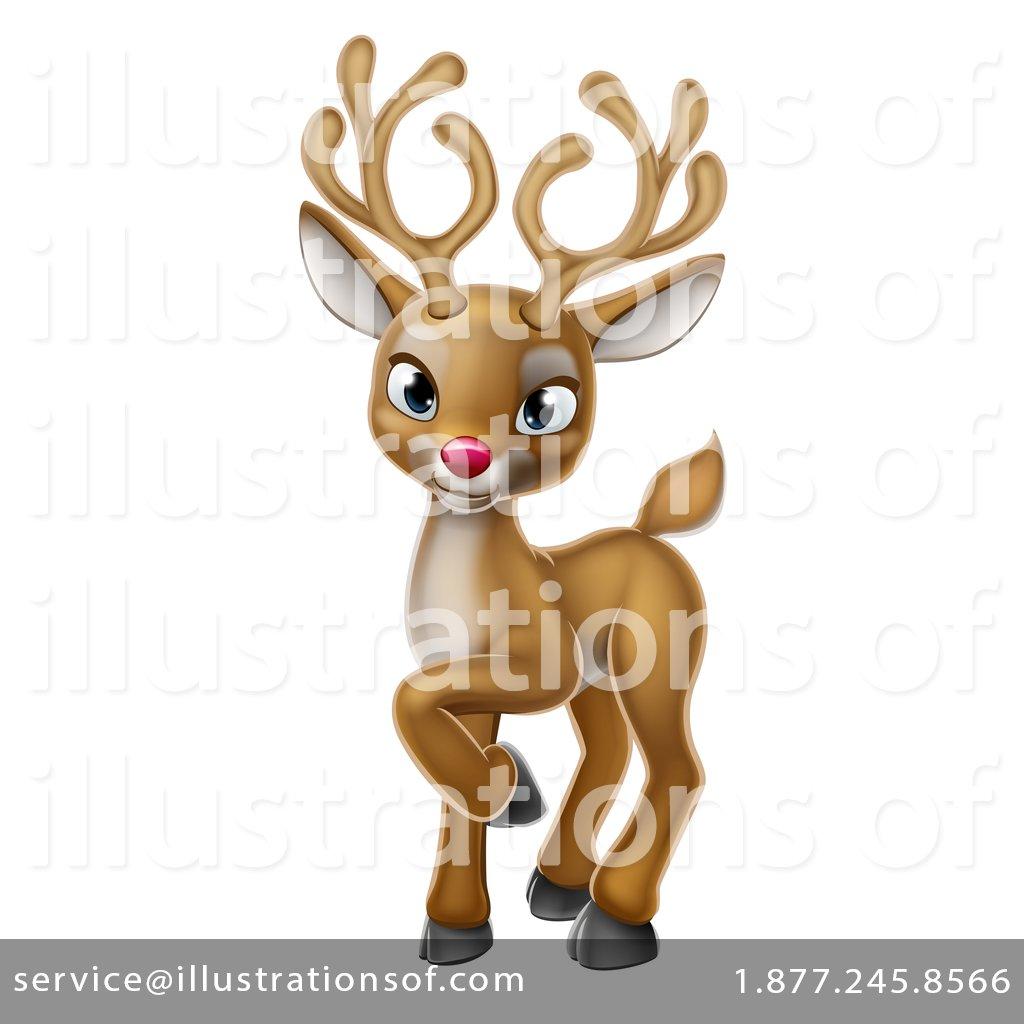 Reindeer Clipart #1498875.