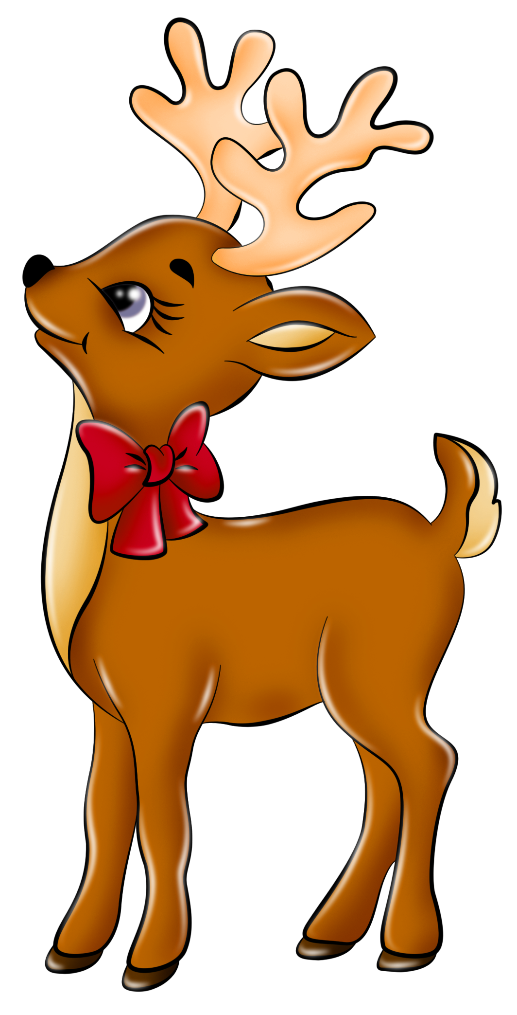 Reindeer clipart free download clip art on.
