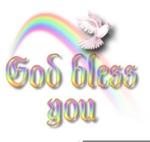 Religious Happy Birthday Clipart.