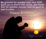 Religious Happy Birthday Quotes Pictures, Photos, Images.
