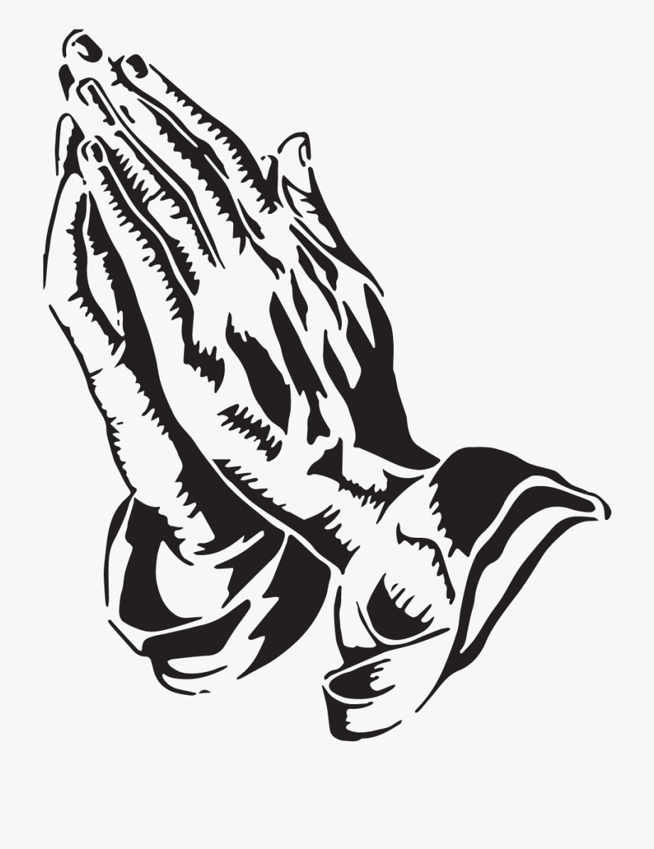 Religion Praying Prayer Drawing Hands Free Png Hq.