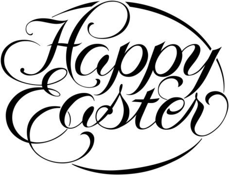 395 Religious Easter free clipart.