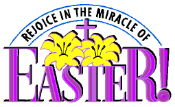 115 Easter Religious free clipart.