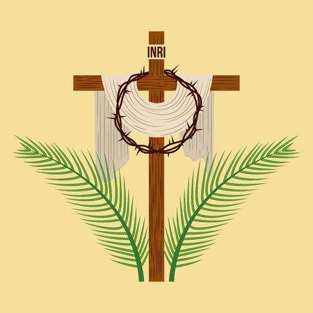 449 Palm Sunday Stock Vector Illustration And Royalty Free Palm.