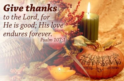 Religious Thanksgiving Clipart Images.