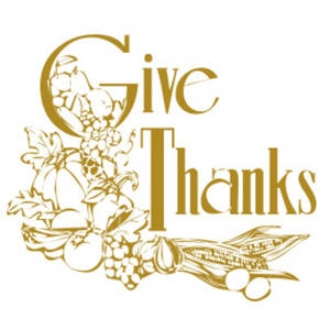 Free Religious Thanksgiving Clip Art.
