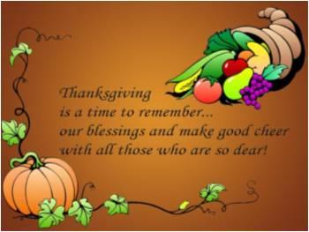 Religious Thanksgiving Clipart.
