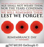 Remembrance Day Clip Art.