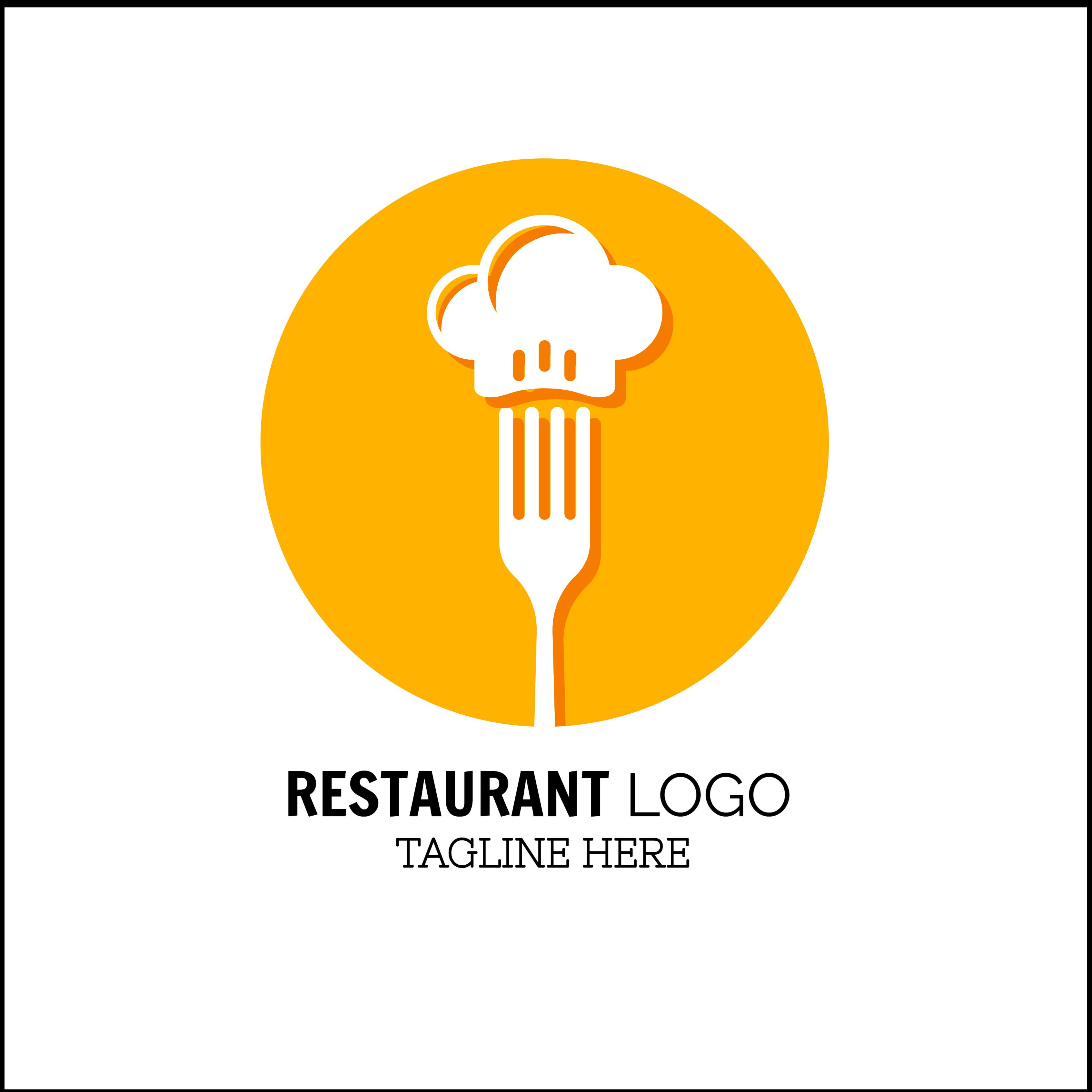 Best Restaurant Logo Template 2019.
