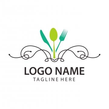 Restaurant Logo PNG Images.