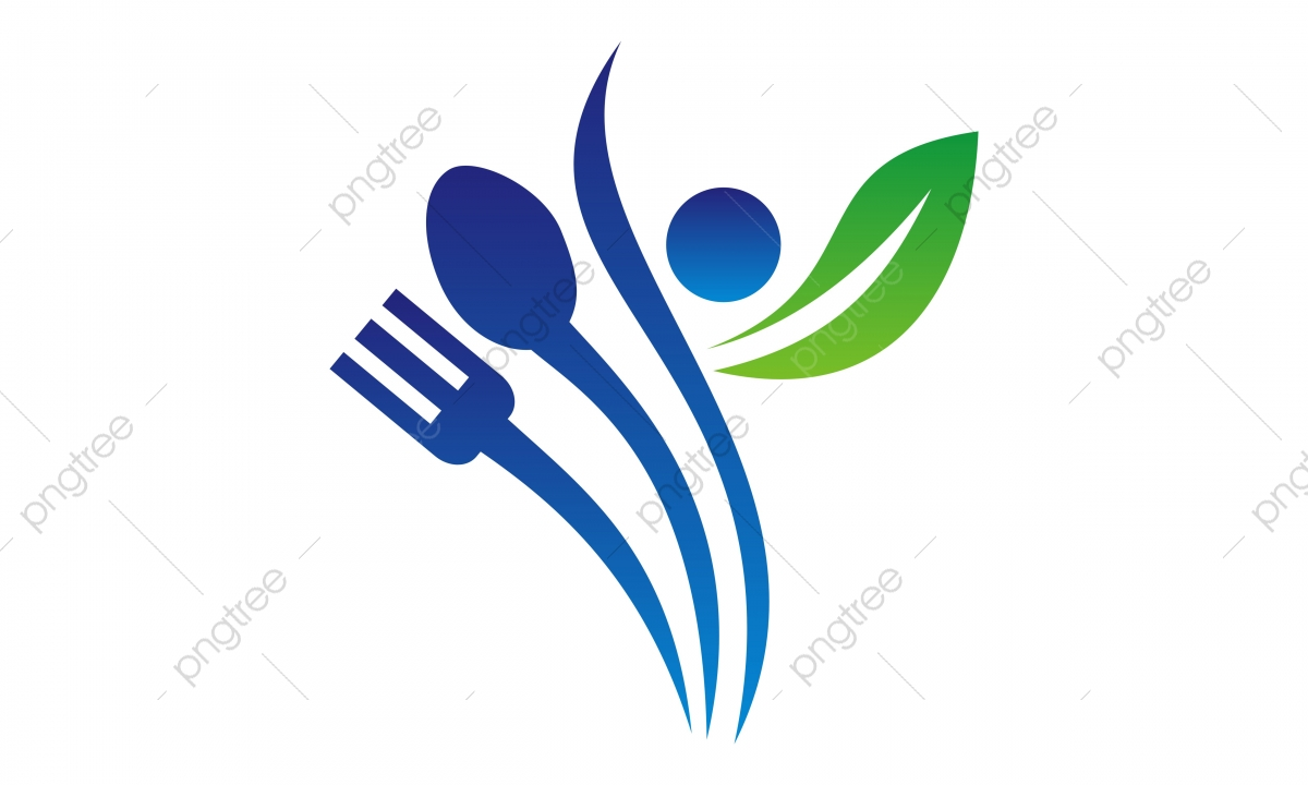 Health Restaurant Logo Design Template Vector, Abstract, Badge, Food.