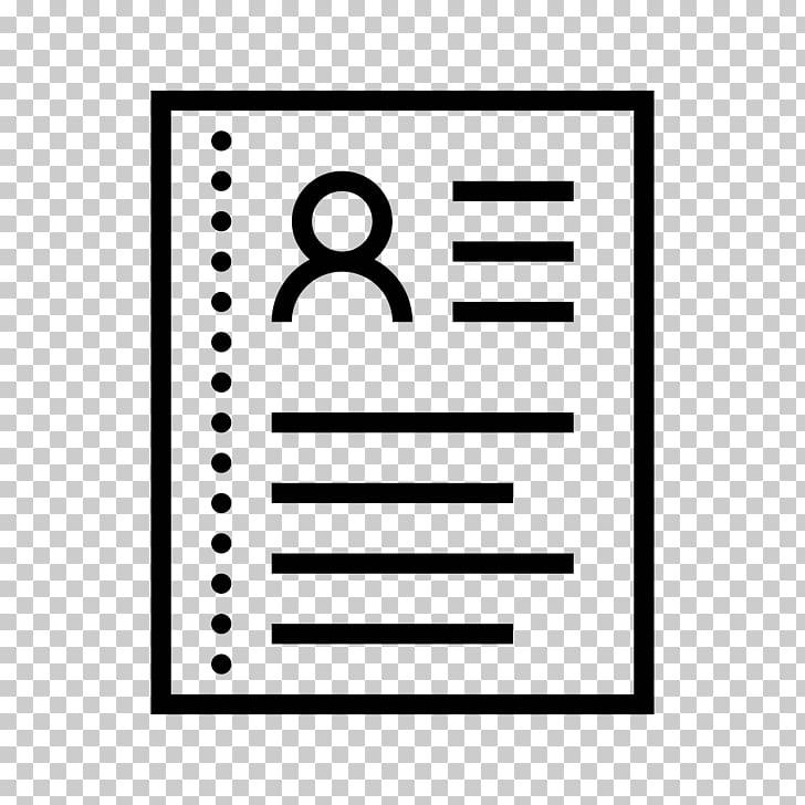 Résumé Computer Icons Curriculum vitae , Resume icon PNG.