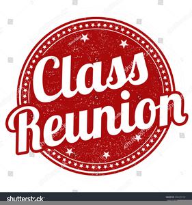 Class Reunion Clipart.