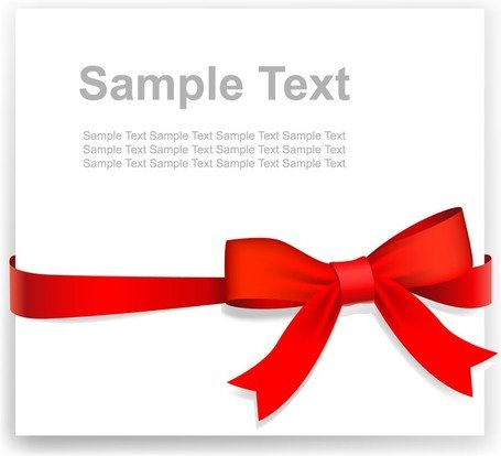 Practical Ribbon Bow Clipart Picture Free Download.