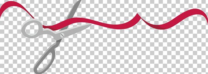 Red Ribbon Ribbon Cutting PNG, Clipart, Brand, Clip Art.