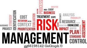 Risk Management Clip Art.