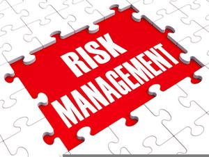 Enterprise Risk Management Clipart.