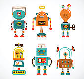 Free Robot Clipart.