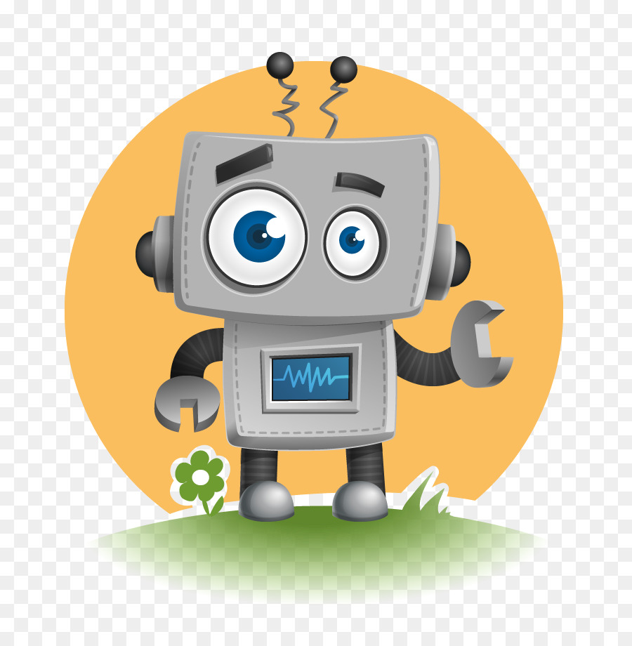 Robot clipart free 5 » Clipart Station.