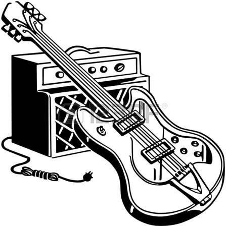 Rock And Roll Clipart.