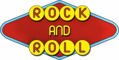 rock and roll clip art , Free clipart download.