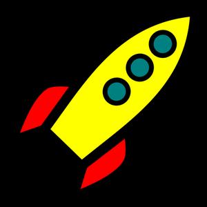 439 rocket launch clip art images.