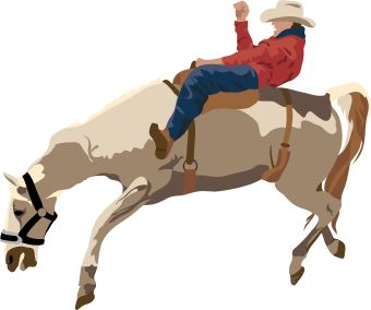Rodeo Clipart Free.