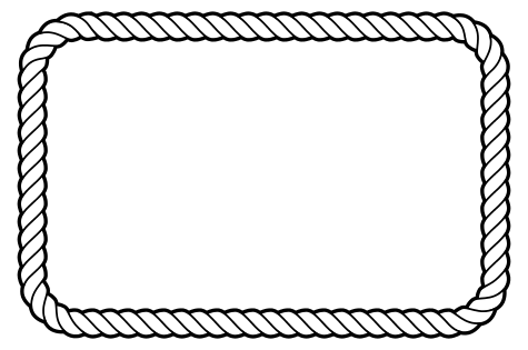 Free Free Rope Border, Download Free Clip Art, Free Clip Art.