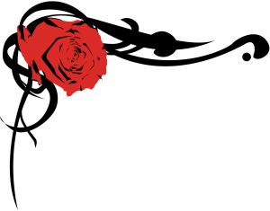 Rose Borders Free.