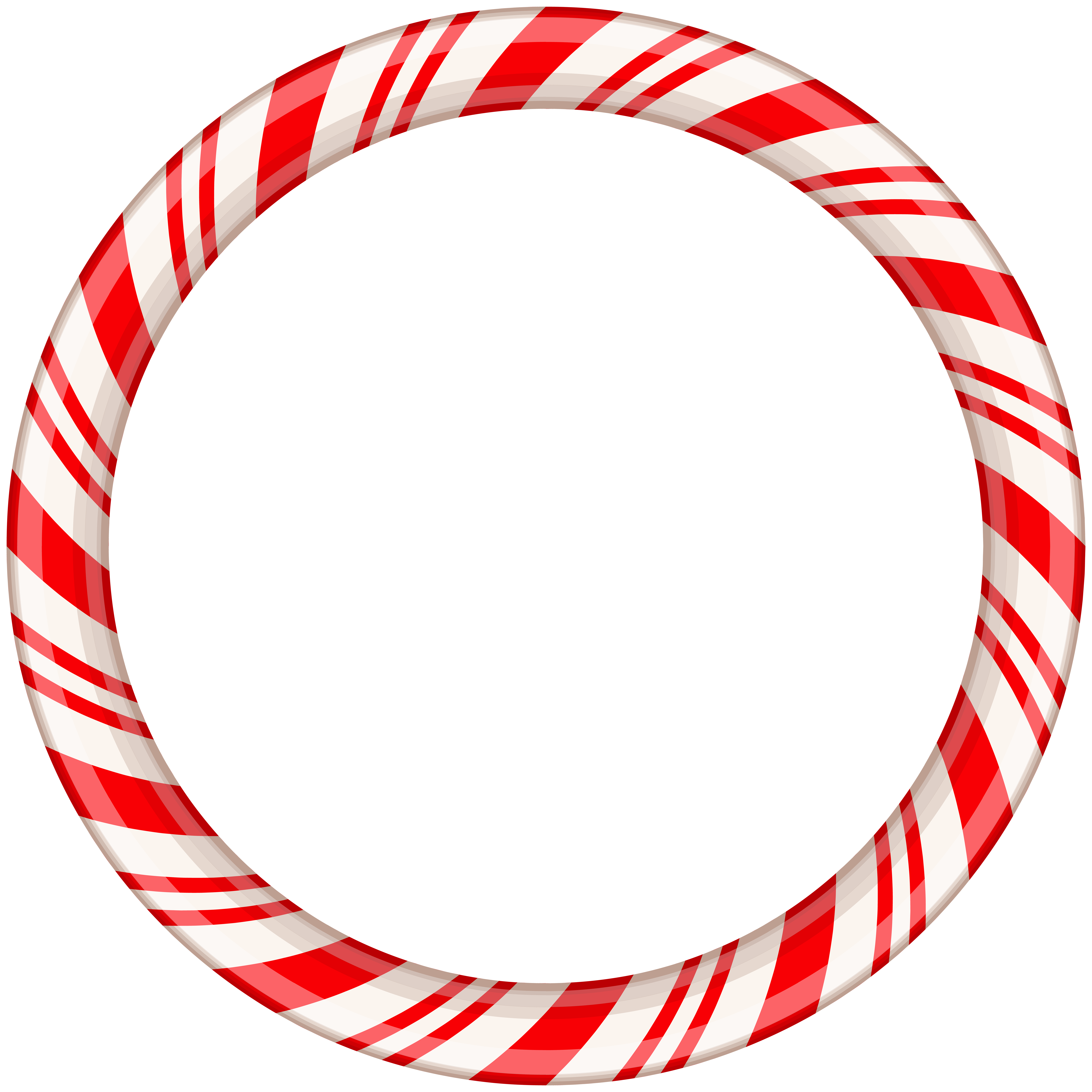 Download Free png Candy Cane Round Border Frame Transparent.