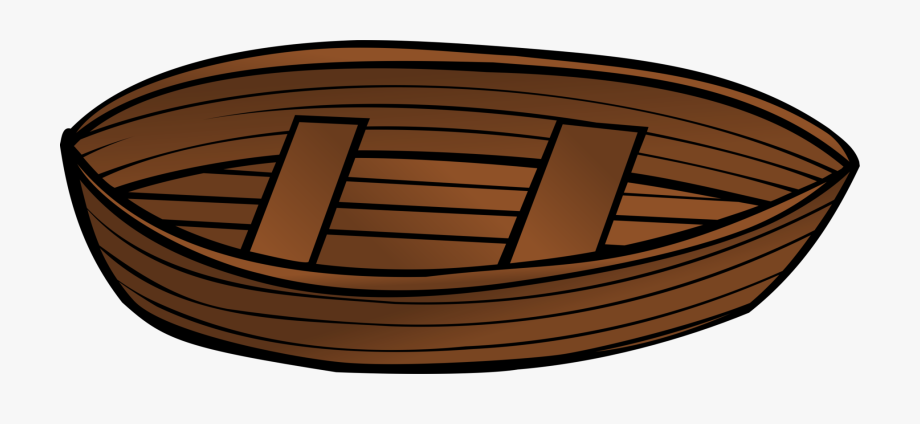 Sailboat Clipart Brown.