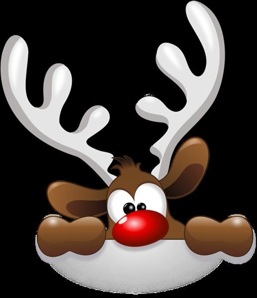 Rudolph Clipart Group (+), HD Clipart.