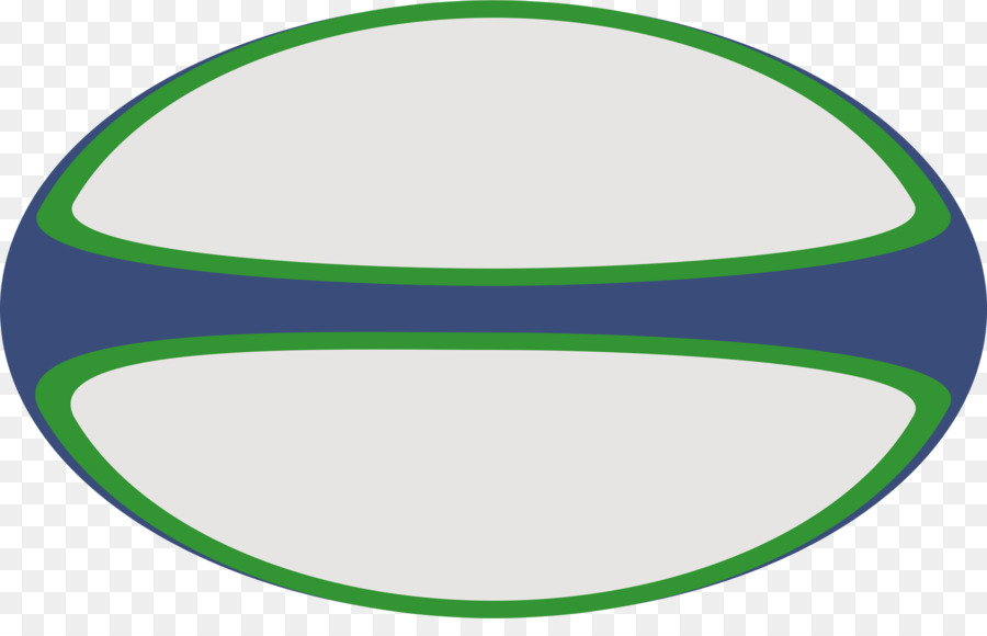 Rugby Ball Grass png download.