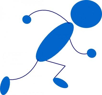 Free Running Clipart.