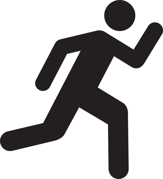 Free Running Clipart.