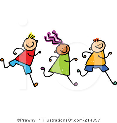 Animated Running Clipart.